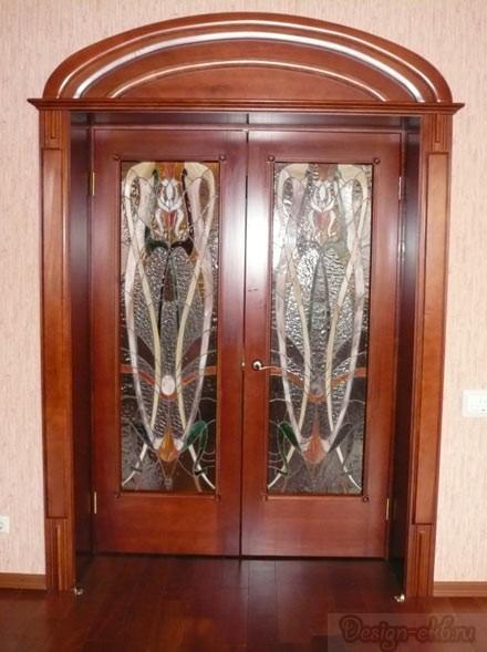 Двери из массива 14