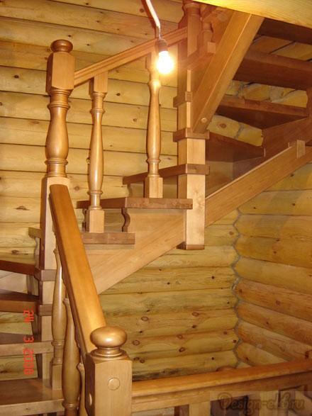 Лестница 13