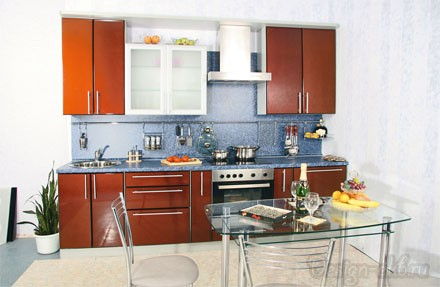 Кухня «Памелла хамелион»