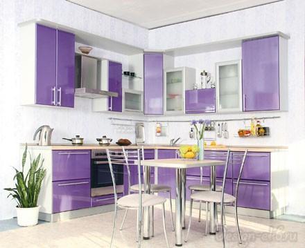 Кухня «Памелла фианит»