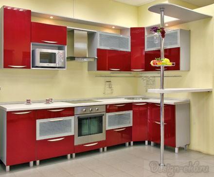 Кухня «Бургундия»