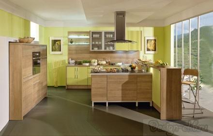 Кухня «Салерно»