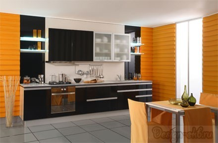 Кухня «Неро»