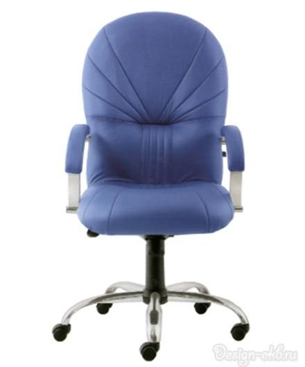 Кресло для руководителя «Avrora Steel Chrome»