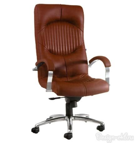 Кресло для руководителя «Germes Steel Chrome»