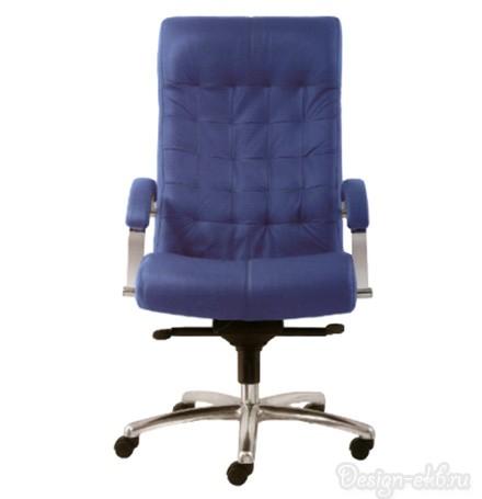 Кресло для руководителя «Lord Steel Chrome»