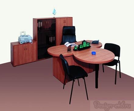 Мебель для руководителя «Альтерна»