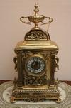 Часы бронза, арт. 7183