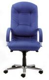 Кресло для руководителя «Nova steel chrome»