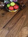 Массивная доска, цвет орех