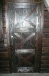 Дверь из массива 12