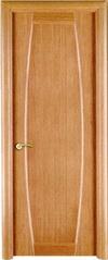 Дверь «Нуво» (светлый дуб)