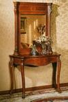 Консоль с зеркалом «Мерседес»