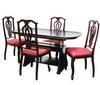 Обеденная зона, стол «Антэ-2», стул «Венеция М4»