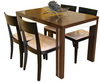 Обеденная зона, стул «2128», стол «8003»