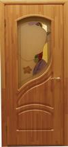 Двери межкомнатные «Аврора Витраж» ПО
