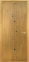 Двери межкомнатные «Фейерверк» ПГ