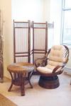 Набор мебели из натурального ротанга
